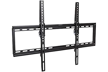 Proper Ultra Slim Tilting Wall TV Bracket – excellent tv bracket ideal for caravan