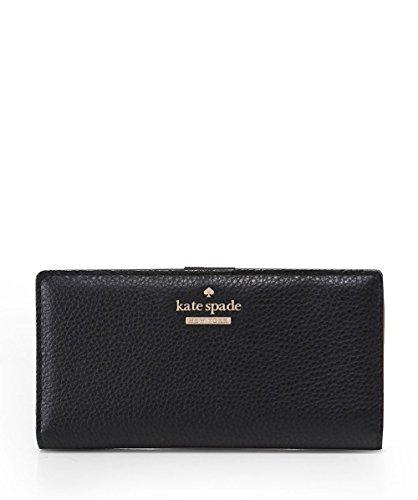 Kate Spade New York Women's Jackson Street Stacy Wallet, Black, One Size by Kate Spade New York
