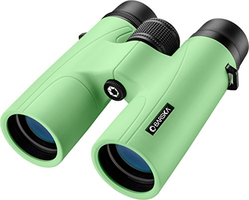 Barska Crush 10x42mm Crush Binoculars (Pistachio), Light Green