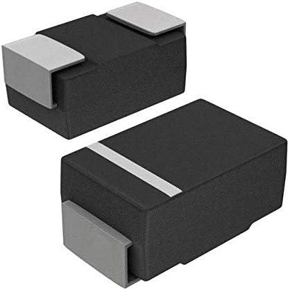 Pack of 100 TVS DIODE 6V 10.3V SMA SMAJ6.0CA-13-F