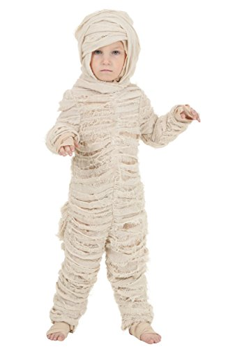 Toddler Mummy Costume 4T