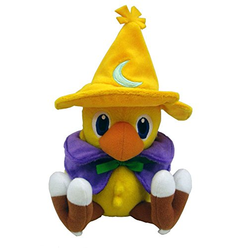 FINAL FANTASY-Chocobo's mysterious Dungeon plush black Mage by Square Enix