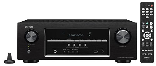 Denon AVRS530BT 5.2 Channel Full 4K Ultra HD AV Receiver