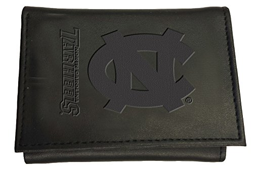 Team Sports America North Carolina Tri-Fold Wallet