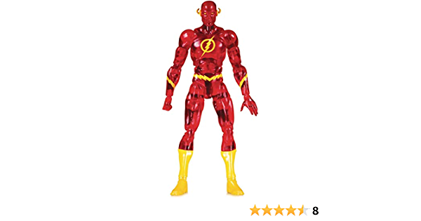 DC Direct The Flash Speed Force Action Figure Essentials #24 Reverse Sale On New