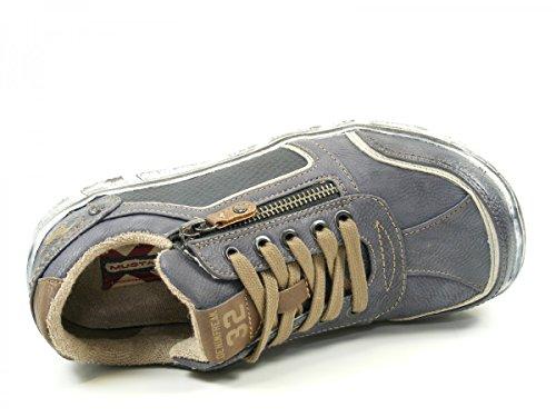 Mustang 1110-306-820 Zapatillas para mujer Blau
