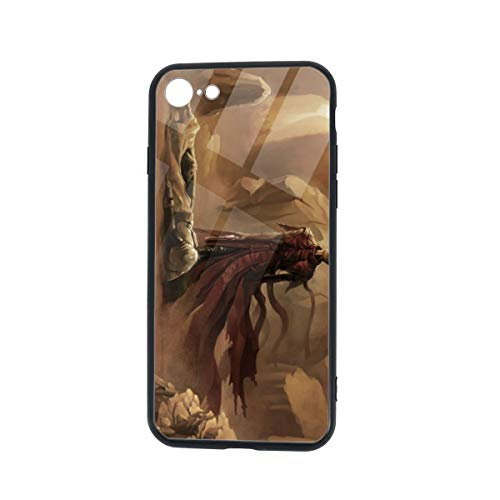 Coototo Trigun Unisex Design Fashion Mobile Phone Tempered Glass Shell Case Accessories Protection 5.5