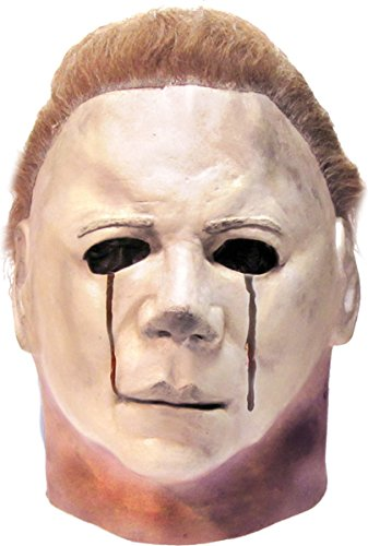 MICHAEL MYERS BLOOD TEARS (Michael Myers Halloween 1 Replica Mask)