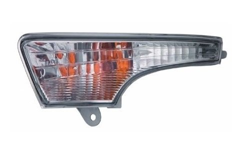 (Nissan Altima Sedan 13 Parking Signal Light Assembly LH USA Driver Side CAPA)