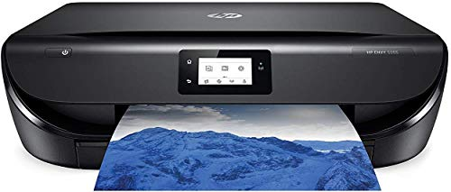 HP ENVY 5055 Wireless All-In-One Photo Printer, HP Instant Ink Or Amazon Dash Replenishment Ready (M2U85A)
