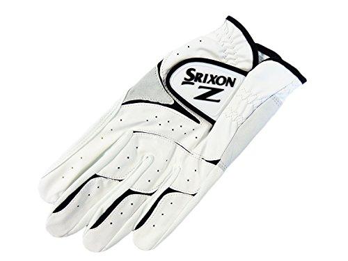 Srixon Mens Z All Weather Glove, Medium/Large, White/Black