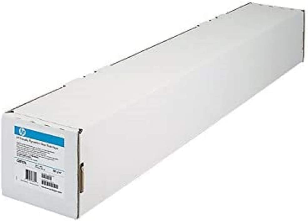 HP Clear Film 174 gsm-610 mm x 22.9 m (24 in x 75 ft) película con ...