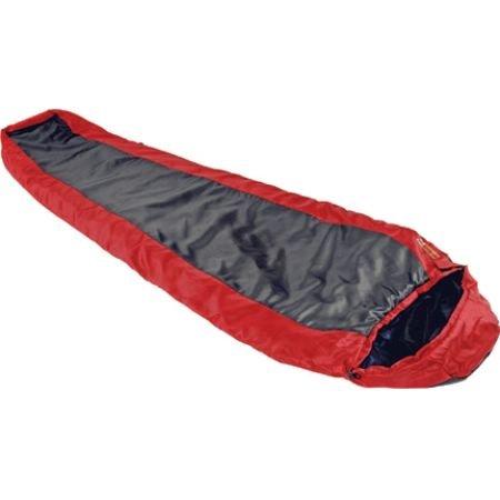 SnugPak Travel Pak Lite Crimson Red-Black, RH Zip SP92550, Outdoor Stuffs
