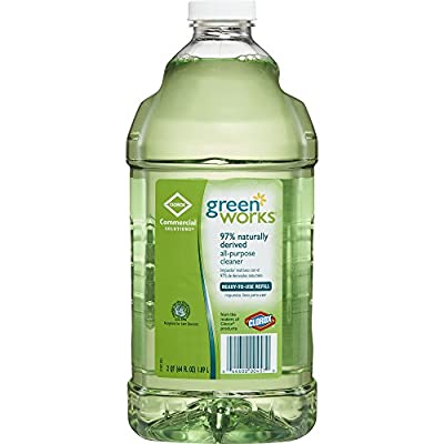 Green Works All Purpose Cleaner Refill, 64 Ounces (00457) from CLOROX COMPANY
