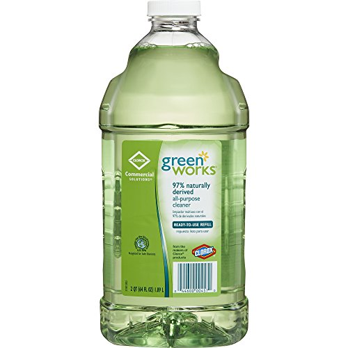 Green Works All Purpose Cleaner Refill, 64 Ounces (00457)
