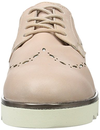 Daniel Hechter Hj74091, Zapatos de Cordones Derby para Mujer Pink (Rosé)