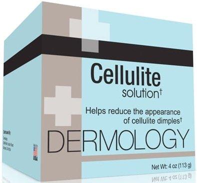 Crème Dermology Réduction de la cellulite - Retirer et réduire la crème de la cellulite ~ 4 pots