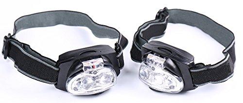 Atom 100 LED Headlamp, 2pk