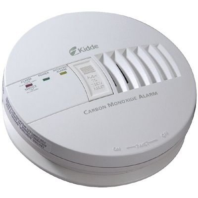 Kidde Carbon Alarm, 120V Battery Backup