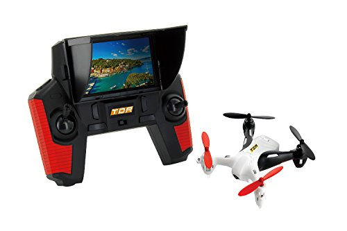 (Tenergy TDR Robin 5.8G FPV with Built-in 4.3