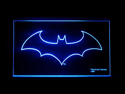 (Batman Dark Knight LED Light Sign)