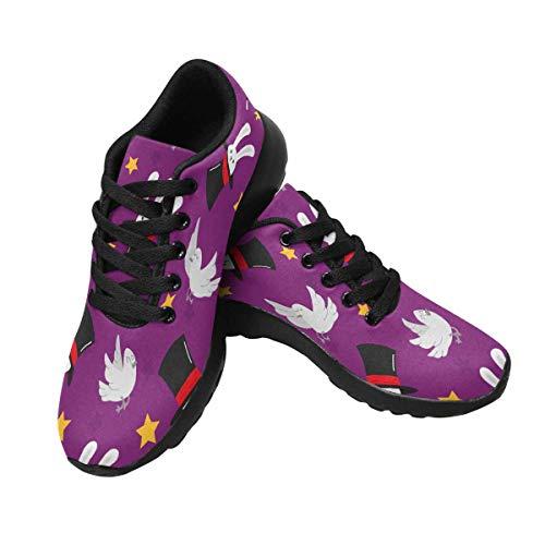 Women's Multi Running Trainers Cross 4 Sneakers InterestPrint w6nS80q1R