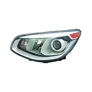 cpp left driver side headlight head lamp for. Black Bedroom Furniture Sets. Home Design Ideas