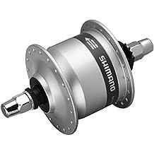 Shimano Nexus dh3N31asg Hub Dynamo 6Speed 3W. V-Brake Quick Closure/, Silver