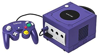 Gamecube Console Purple