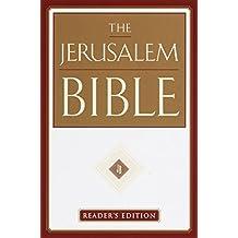 The Jerusalem Bible: Reader's Edition