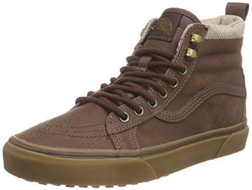 Vans Hommes Sk8-hi Mte Chaussures De Mode (8 D (m) Nous Hommes, Marron / Chevrons)