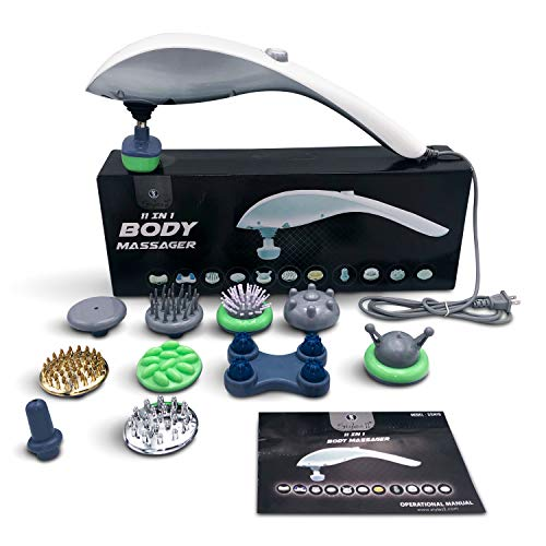 Styles II Infrared Percussion 11-in-1 Body Massager