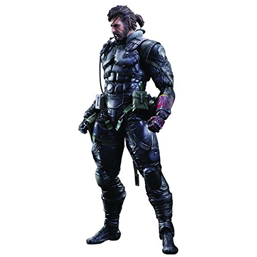 Square Enix Metal Gear Solid V: The Phantom Pain Play Arts Kai: Venom Snake Sneaking Suit Action Figure