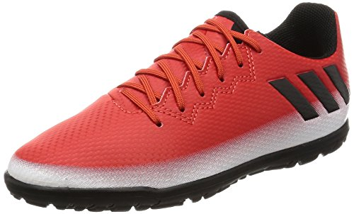 adidas Messi 16.3 TF, Unisex Kids' Football Training, Red (Red/Core...