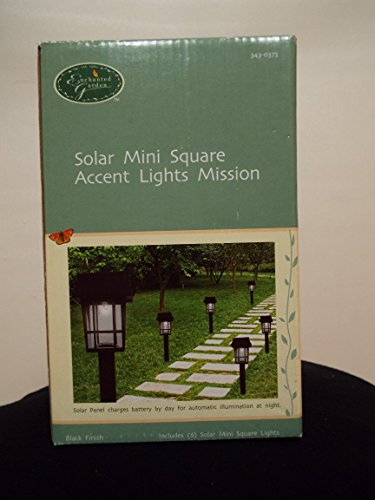 Enchanted Garden Solar Accent Lights