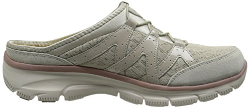 Skechers Easy Going Repute Mule Beige - Marrón
