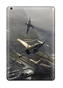 Premium Planes Military Back Cover Snap On Case For Ipad Mini/mini 2