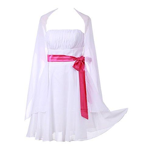 ROBLORA - Vestido - Básico - para mujer blanco