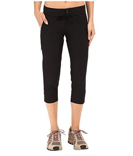 Mountain Hardwear Women's Yuma Capri Pants, Black, 6x20 ()
