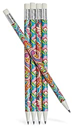 Vera Bradley Mechanical Pencil Set in Paisley in Paradise