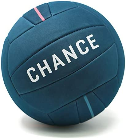 Chance Soft Volleyball - Waterproof Indoor/Outdoor Volleyball for Pool, Beach Volleyball & Indoor Volleyball Ball Play. Recreational Training Ball for ...