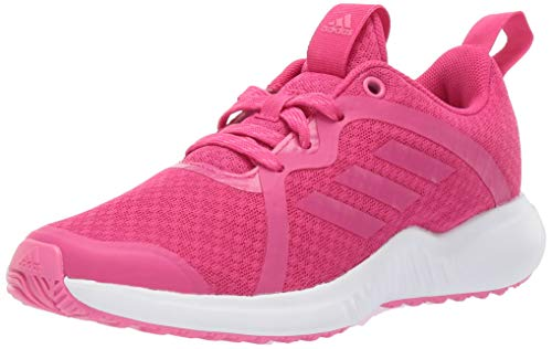 - adidas Unisex Fortaruns, Real Magenta/semi Solar Pink/White, 1 M US Little Kid