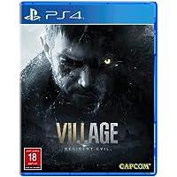 Resident Evil Village - (PS4) - KSA Version