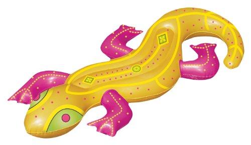 Lounging Lounge Lizard (Swimline Lizard Pool Float)