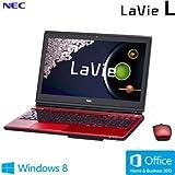 NEC PC-LL750RSR LaVie L