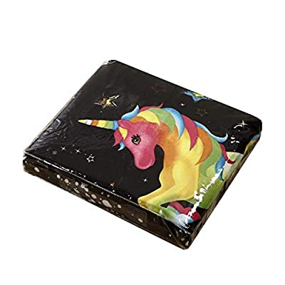 SDIII Colorful Unicorn Bedding Sheet Sets Galaxy Bed Sheets with Flat Fitted Sheet for Boys, Girls and Teens (Queen, Colorful Unicorn): Home & Kitchen