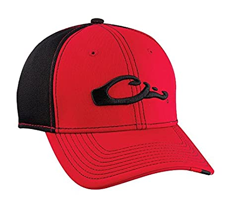 4ffcbaf2805 Image Unavailable. Image not available for. Color  Drake Waterfowl Game Day  Fitted Hat Georgia ...