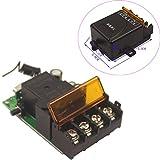 9V/12V/24V/48V/72V/85V Wireless Remote Switch with