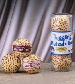 Juggling Passover Matzah Balls by J Levine/Millennium