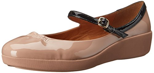 88cba8334c7d Jual FitFlop Women s F Pop Patent Mary Jane Flat -